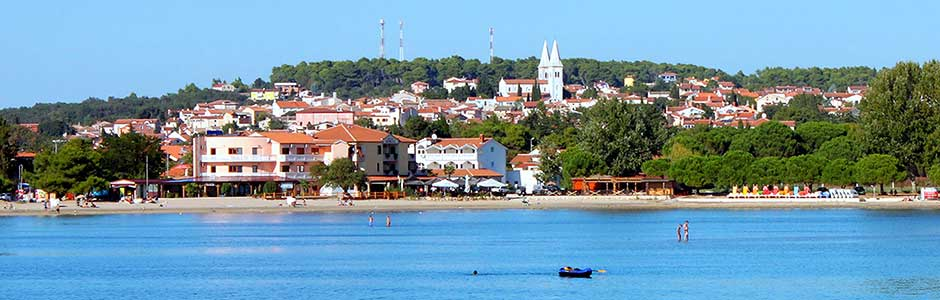 Riviera Medulin Croatie