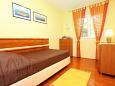 Spálňa 3 - Apartmán A-1068-a - Ubytovanie Rastići (Čiovo) - 1068