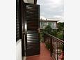 Balcon - Cameră S-2350-c - Apartamente și camere Novi Vinodolski (Novi Vinodolski) - 2350