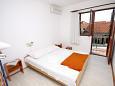 Dormitor - Cameră S-2613-f - Apartamente și camere Podaca (Makarska) - 2613