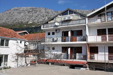 Apartments and Rooms Podaca (Makarska) - 2613