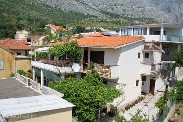 Апартаменти Baška Voda (Makarska) - 2724