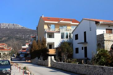 Holiday apartment, 46 square meters, Kastel Luksic