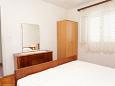 Ložnice 1 - Apartmán A-4550-a - Ubytování Drače (Pelješac) - 4550