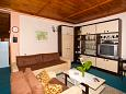 Living room - Apartment A-521-a - Apartments and Rooms Živogošće - Blato (Makarska) - 521