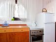 Kitchen - Apartment A-521-a - Apartments and Rooms Živogošće - Blato (Makarska) - 521
