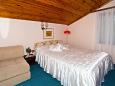 Bedroom 2 - Apartment A-521-a - Apartments and Rooms Živogošće - Blato (Makarska) - 521