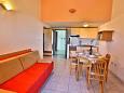 Obývacia izba - Apartmán A-6560-c - Ubytovanie Nin (Zadar) - 6560