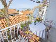 Balkon - Pokoj S-6671-a - Ubytování Podgora (Makarska) - 6671