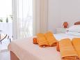 Ložnice 1 - Pokoj S-6671-a - Ubytování Podgora (Makarska) - 6671