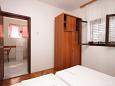 Спальня 1 - Апартаменты A-6676-a - Апартаменты Podaca (Makarska) - 6676