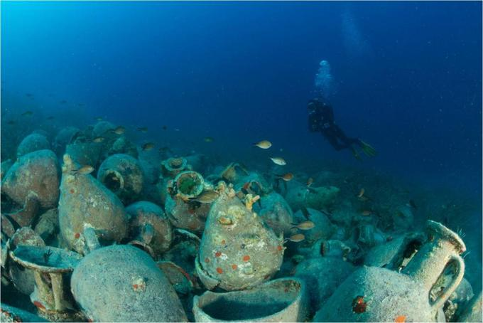 Otto musei subacquei della Croazia, 1. parte