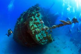 Kvarner – scheepswrakken als toeristische attractie!