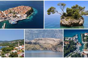 Top 5 destinazioni in Croazia per estate 2015