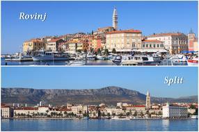 Le città di Croazia | Rovinj o Split