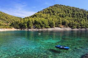 Top 6 strand Korčula-szigeten