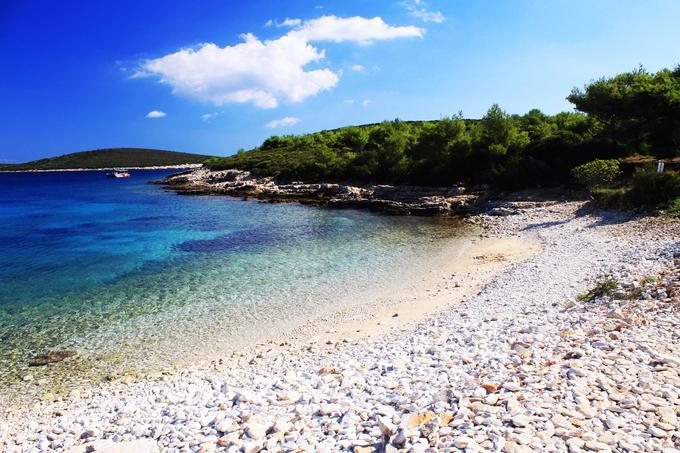 Top 6 most romantic beaches in Croatia