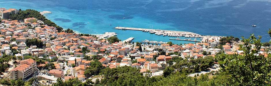 Baška Voda Croatia