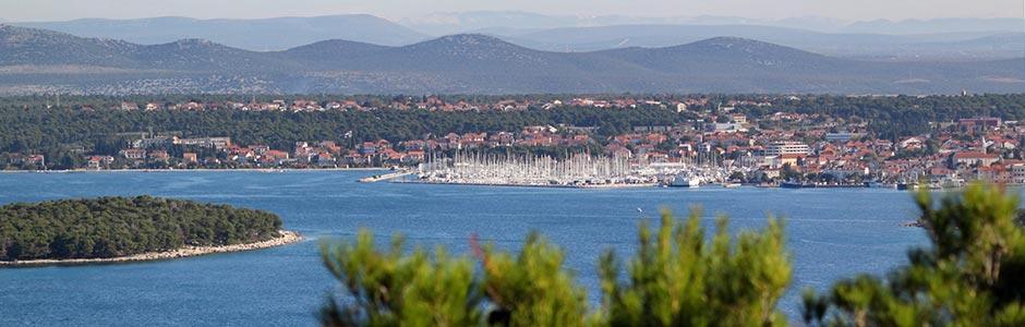 Riviera Biograd Chorvatsko