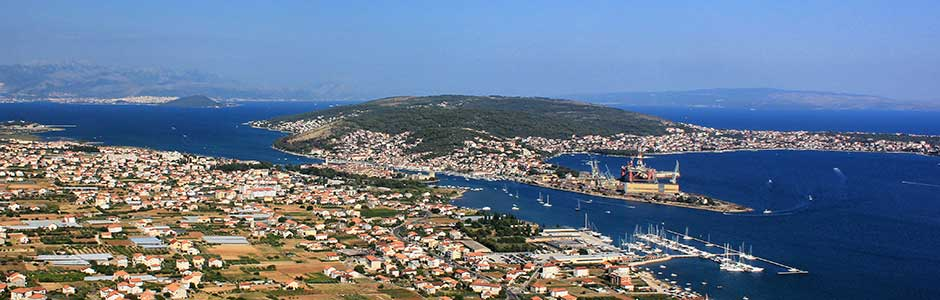 Riviera Čiovo Croatia