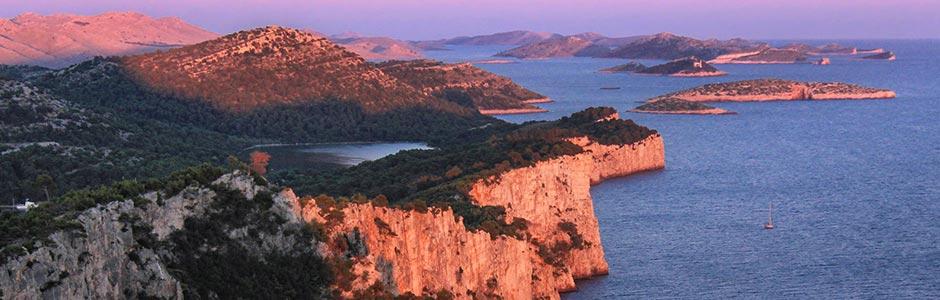 Riviera Dugi otok Kroatien