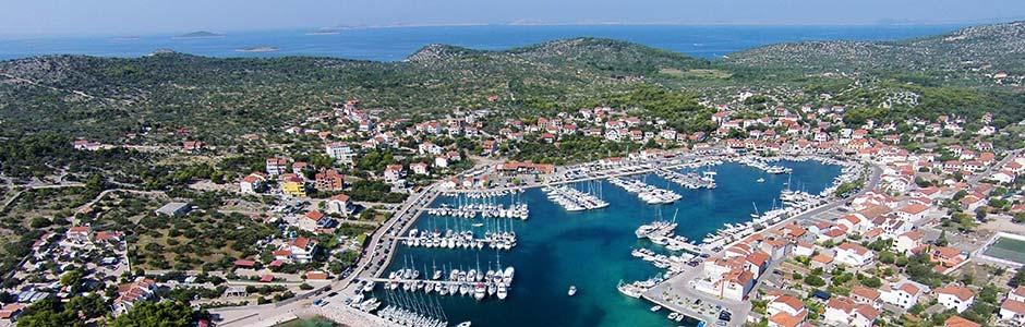 Jezera Chorvatsko