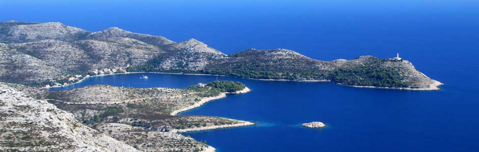 Riviera Lastovo Chorvatsko