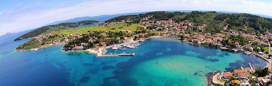 Lumbarda Chorwacja