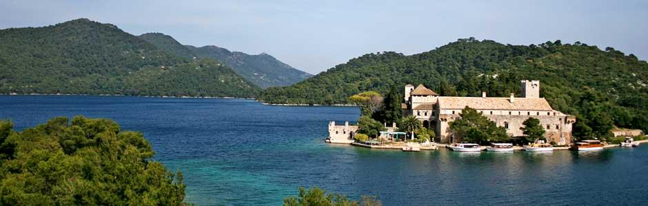 Riviera Mljet Chorvatsko