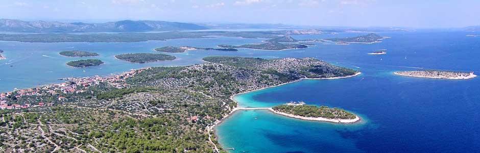 Riviéra Murter Horvátország