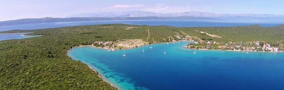 Riviera Pelješac Croatie