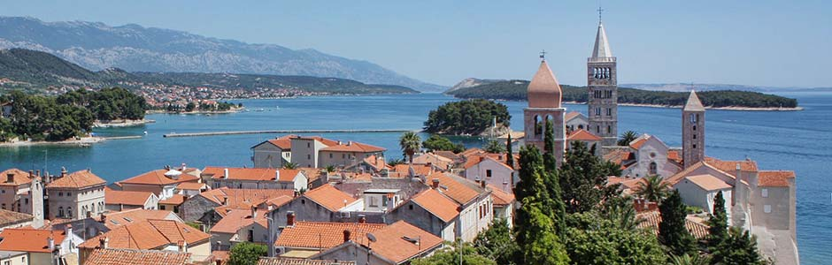 Riviera Rab Chorvatsko