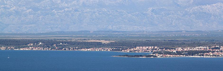 Zadar - Diklo Croatia