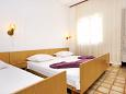 Bedroom - Studio flat AS-10003-c - Apartments Marina (Trogir) - 10003
