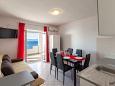 Dining room - Apartment A-1001-c - Apartments Pisak (Omiš) - 1001