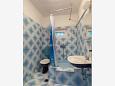 Bathroom - Apartment A-1001-c - Apartments Pisak (Omiš) - 1001