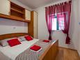 Bedroom 2 - Apartment A-1001-c - Apartments Pisak (Omiš) - 1001