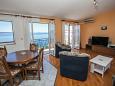 Dining room - Apartment A-10014-d - Apartments Mali Rat (Omiš) - 10014