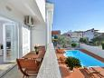 Balcony - House K-10016 - Vacation Rentals Zadar (Zadar) - 10016