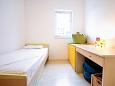 Bedroom 3 - House K-10016 - Vacation Rentals Zadar (Zadar) - 10016