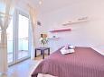 Bedroom 6 - House K-10016 - Vacation Rentals Zadar (Zadar) - 10016