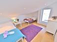 Bedroom 7 - House K-10016 - Vacation Rentals Zadar (Zadar) - 10016