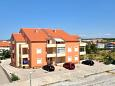 Terrace - view - Apartment A-10022-a - Apartments Vodice (Vodice) - 10022