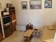 Living room - Apartment A-1003-b - Apartments Pisak (Omiš) - 1003