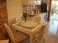 Kitchen - Apartment A-1003-b - Apartments Pisak (Omiš) - 1003