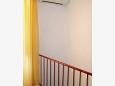 Žrnovo, Hallway u smještaju tipa house, dostupna klima, dopusteni kucni ljubimci i WIFI.