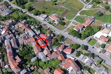 Property Žrnovo (Korčula) - Accommodation 10030 - Vacation Rentals with pebble beach.