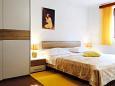 Bedroom 1 - Apartment A-10061-c - Apartments Prižba (Korčula) - 10061
