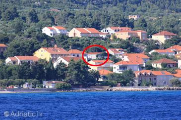 Property Orebić (Pelješac) - Accommodation 10096 - Apartments with pebble beach.