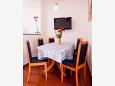 Dining room - Apartment A-1010-a - Apartments Pisak (Omiš) - 1010